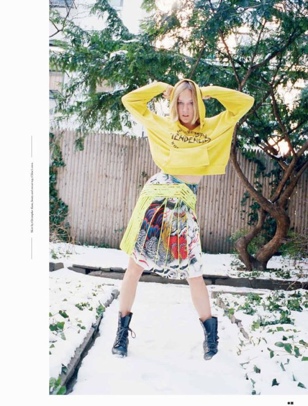 Twin Magazine, Issue #4, Spring/Summer 2011 Chloë Sevigny