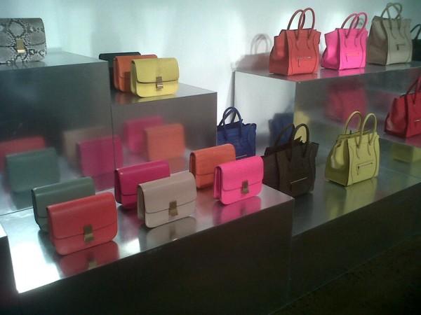 Celine Resort 2012 bags, celine bags, celine accessories, Resort 2012 collection