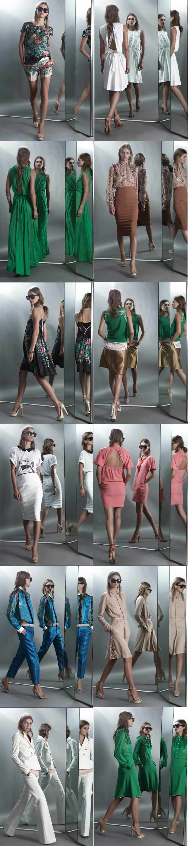 No21 Resort 2012 collection, designer  Alessandro Dell'Acqua