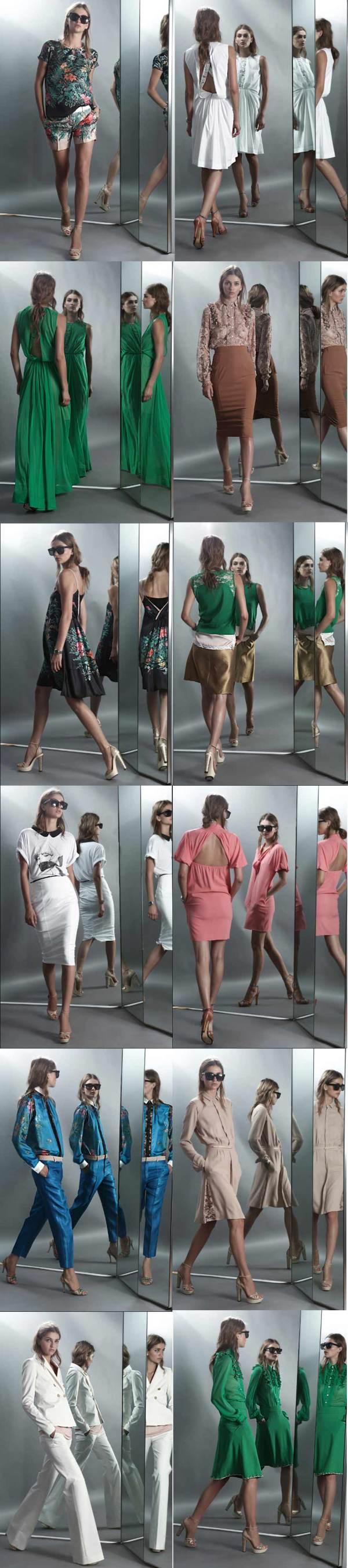 No21 Resort 2012 collection, designer  Alessandro Dell'Acqua
