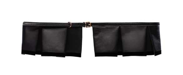 Balenciaga Pli belt, balenciaga online,