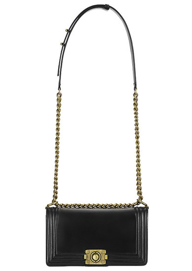 Новая коллекция сумок Boy Bag Collection от Chanel.