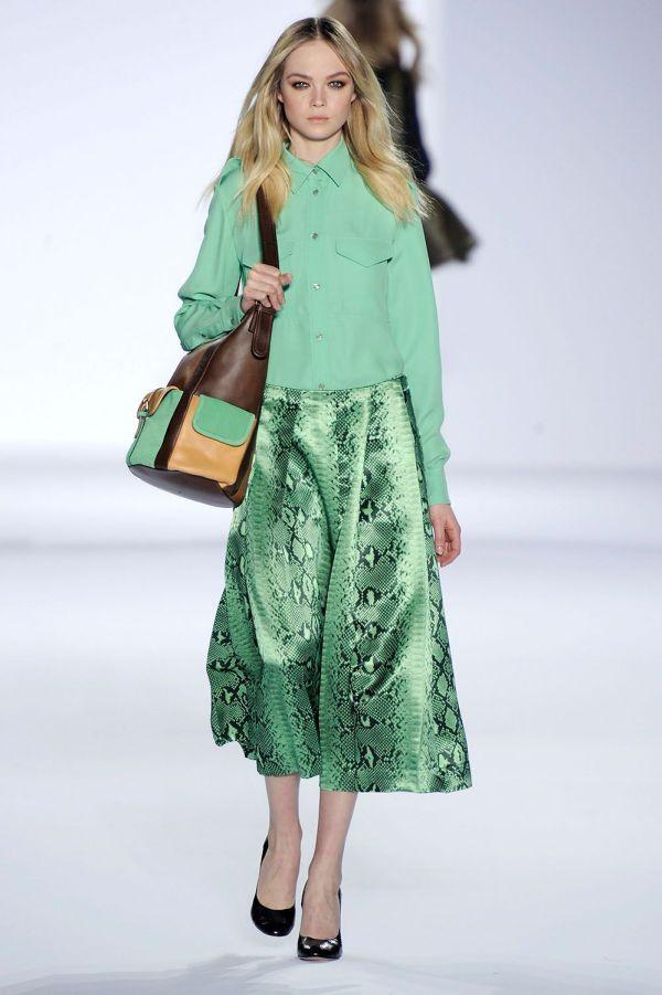 Chloe Autumn/Winter 2011-12 Look 10