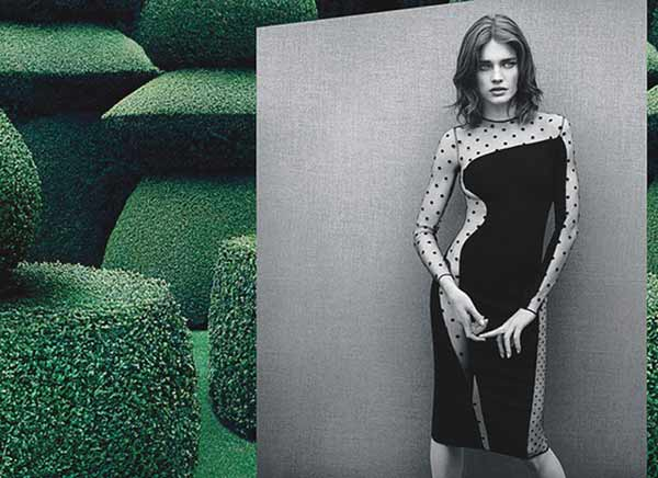 Natalia Vodianova by Mert & Marcus Stella McCartney F/W 2011-12