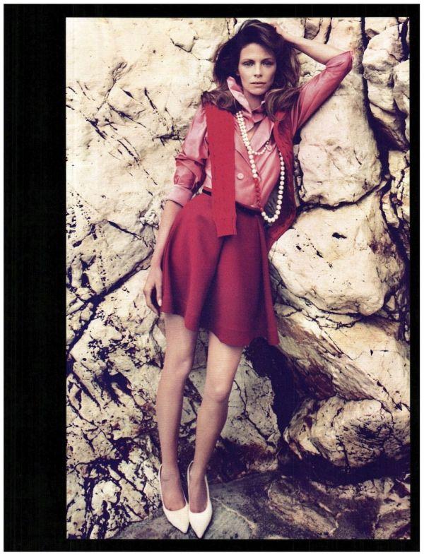 Tanga Moreau by Txema Yeste Marie Claire Italia August 2011 fashion editorial