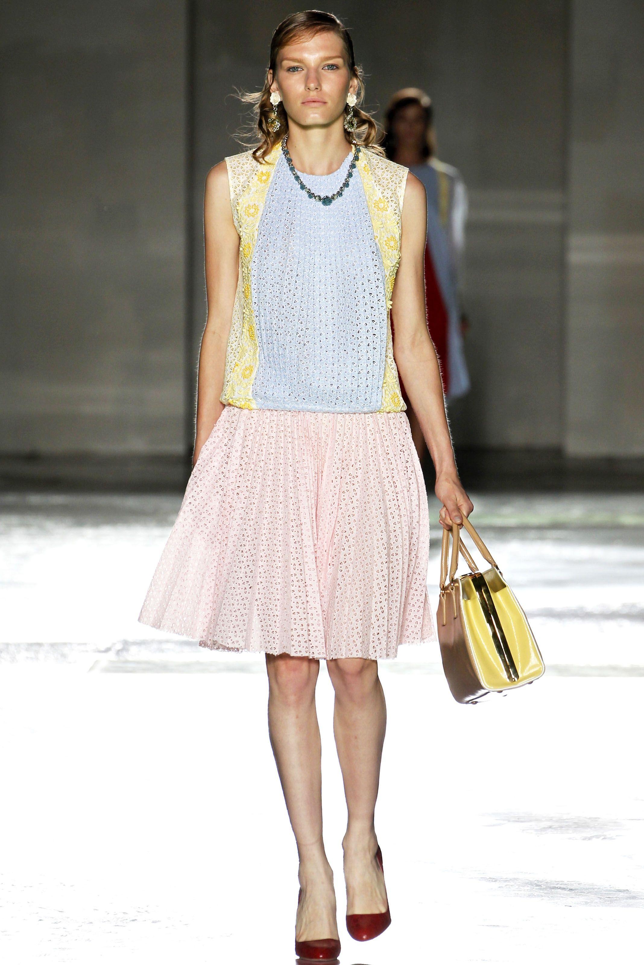Prada Spring/Summer 2012….