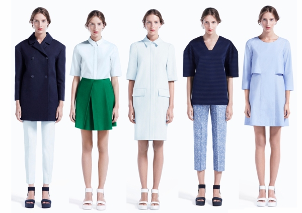 COS Spring 2012 collection