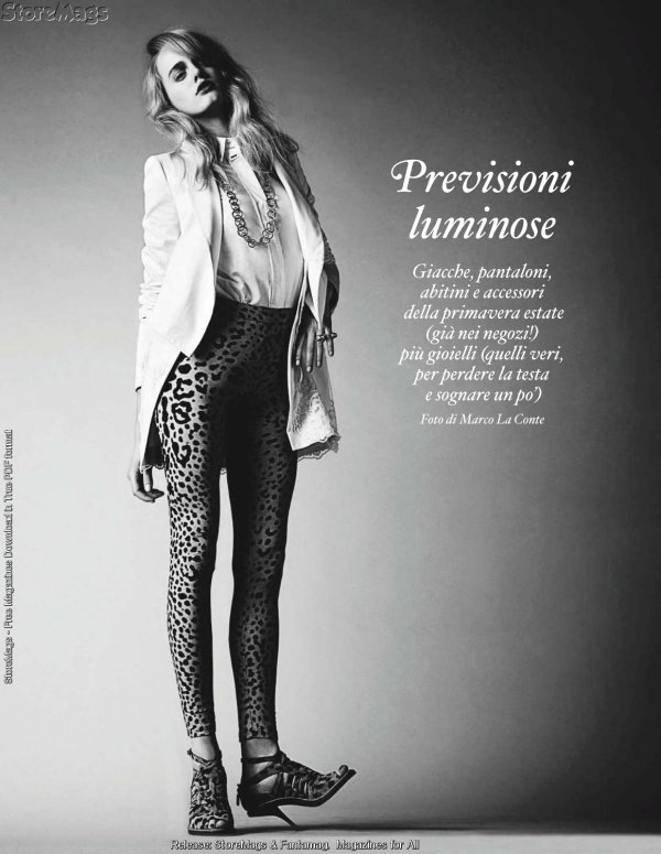 Previsioni luminose by Marco La Conte white shirt, white blazer, leopard print leggings, fashion editorial