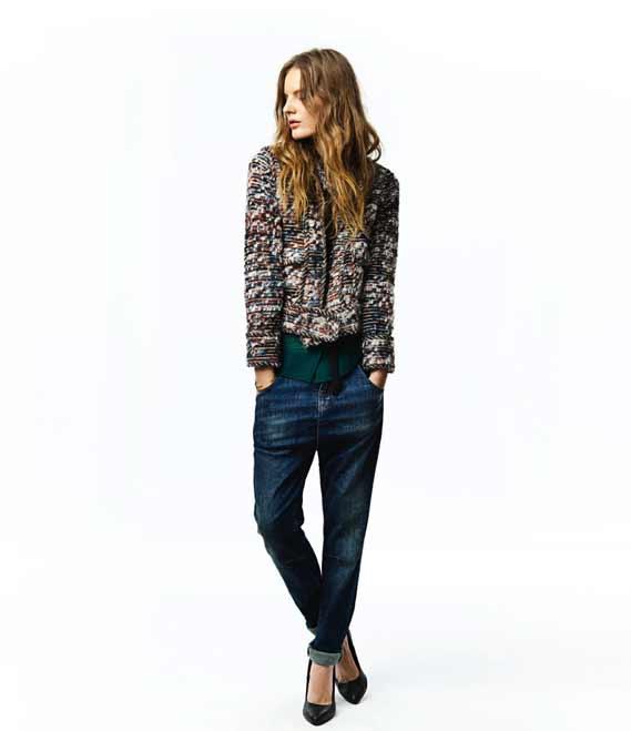 TRF by Zara October Lookbook