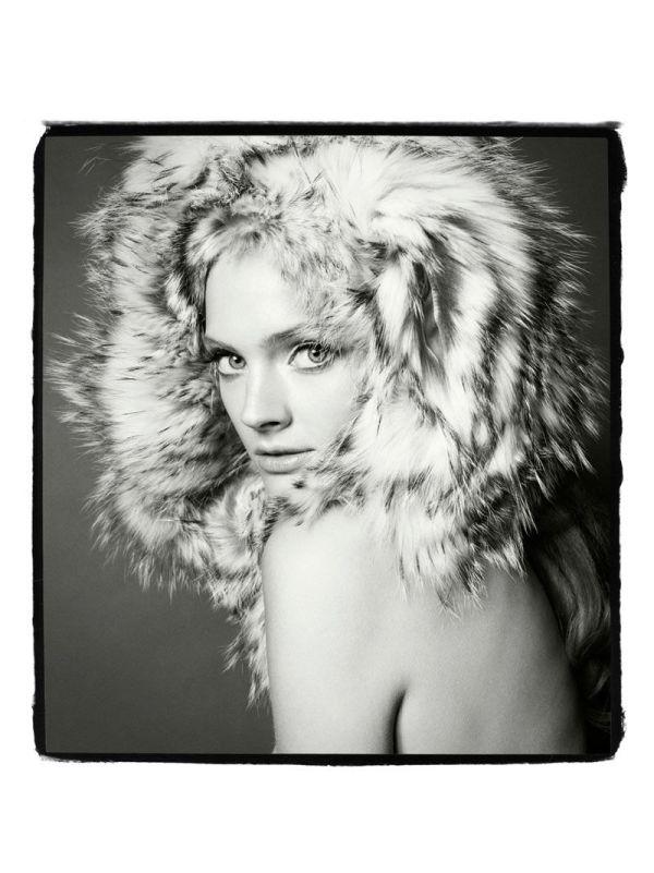 Constance Jablonski by Greg Kadel Vogue Italia November 2011