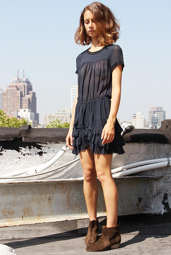 ÉTOILE ISABEL MARANT Jabeth Dress