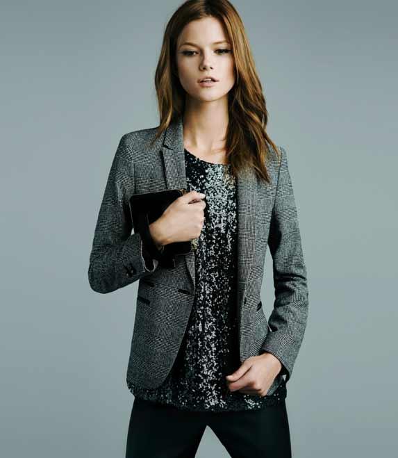 Zara Evening collection - November 2011