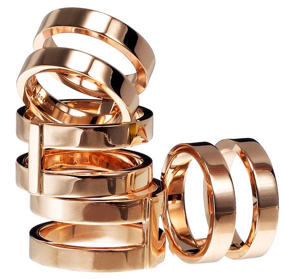 Repossi Berbère collection rings