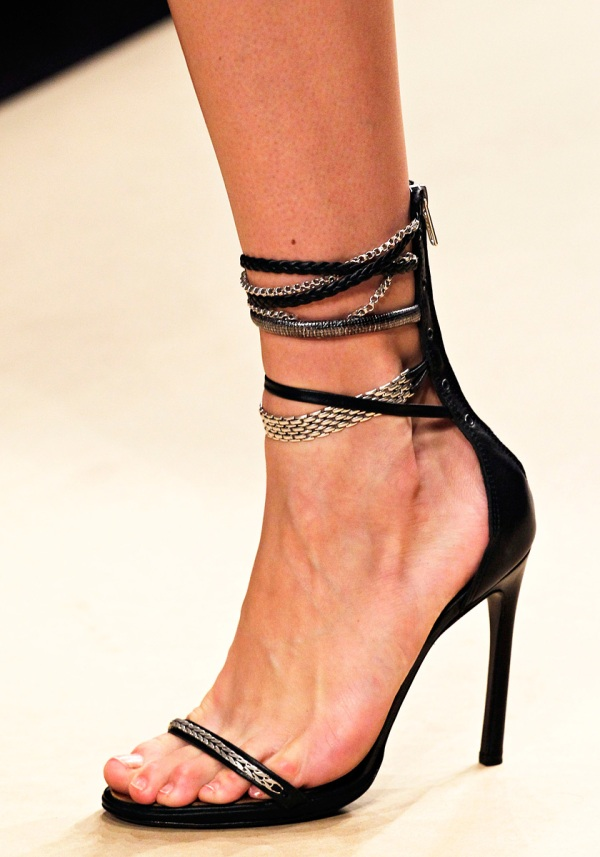 Isabel Marant Spring/Summer 2012 sandals