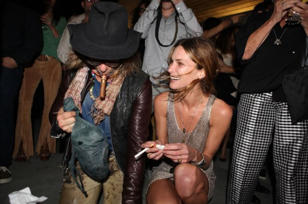 Erin Wasson & friends, the cobrasnake