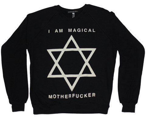 I am magical sweatshirt by Actual Pain