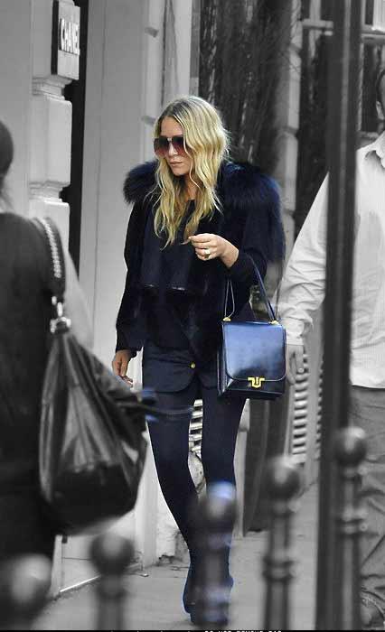 Mary-Kate Olsen January 2012