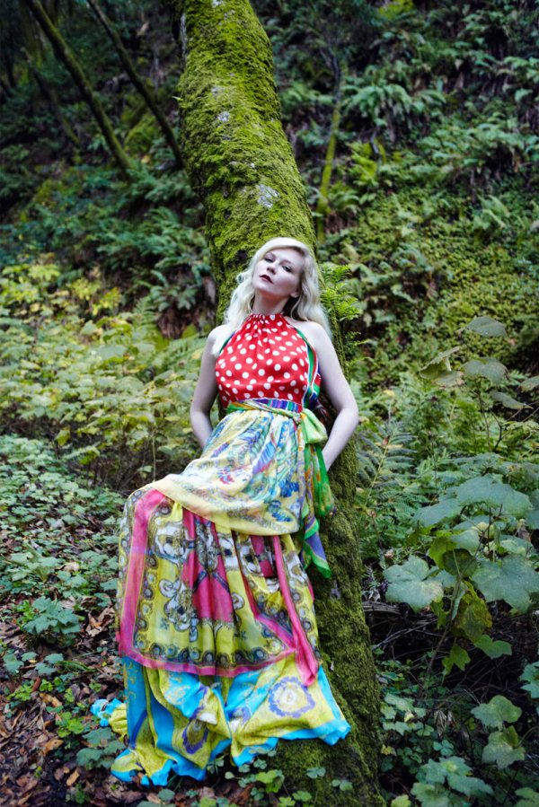 Kirsten Dunst by Yelena Yemchuk Vogue Italia February 2012 actress