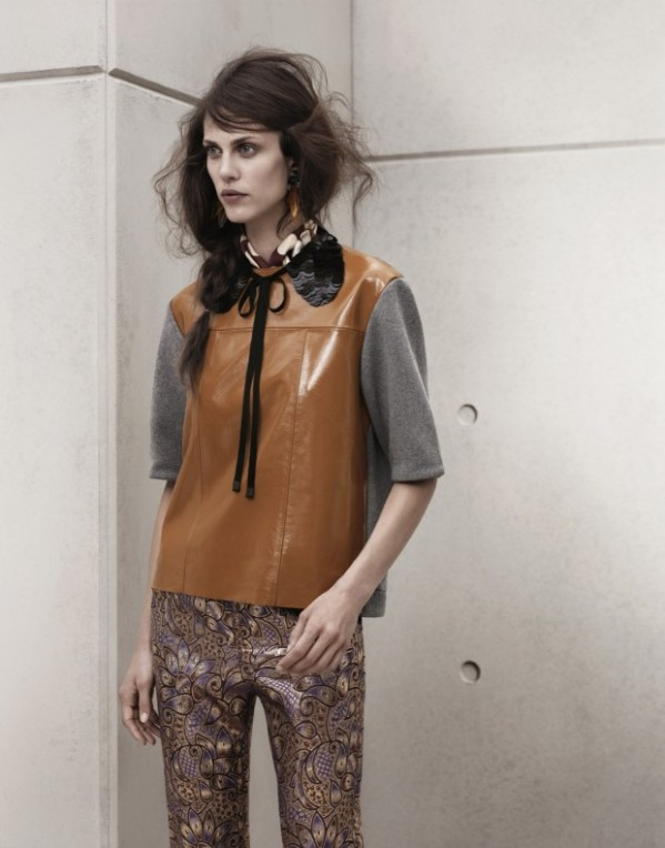 Marni for H&M collection available 8 March 2012 lookbook