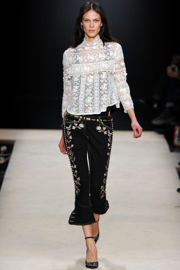 Isabel Marant Fall/Winter 2012-13 Paris Fashion week