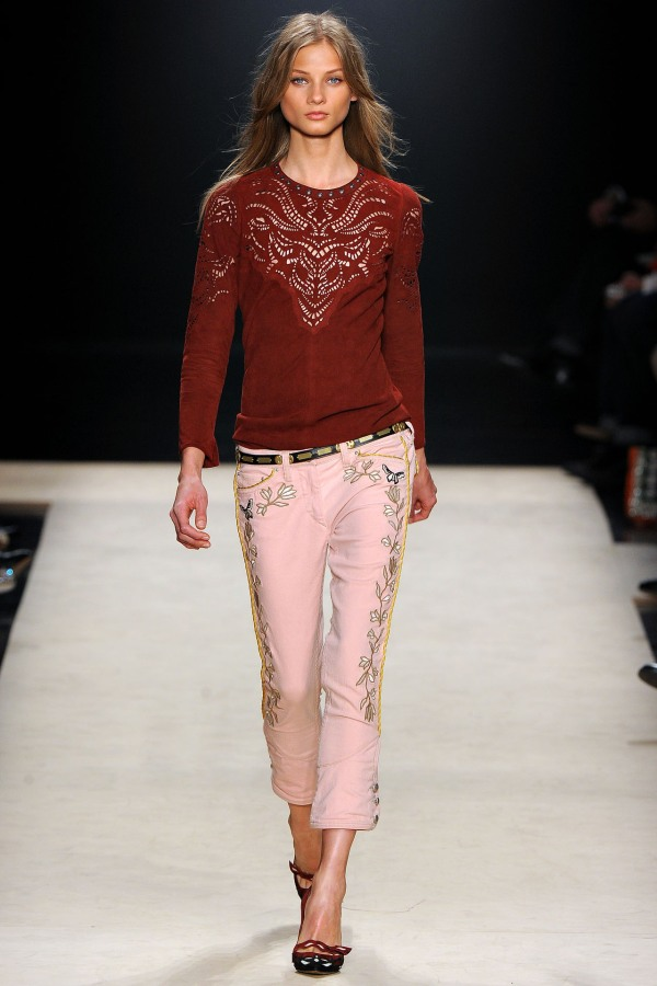 Isabel Marant Fall/Winter 2012-13 Paris Fashion week