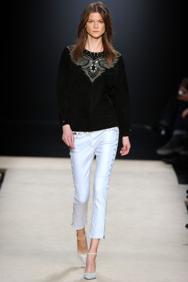 Aldo and Isabel Marant A/W 2012-13 collection runway look 39