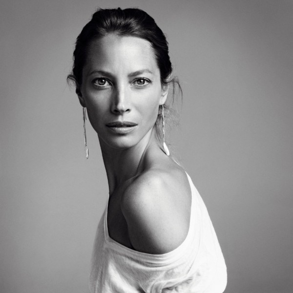 Christy Turlington Burns by Inez & Vinoodh V #81 Spring Preview 2013