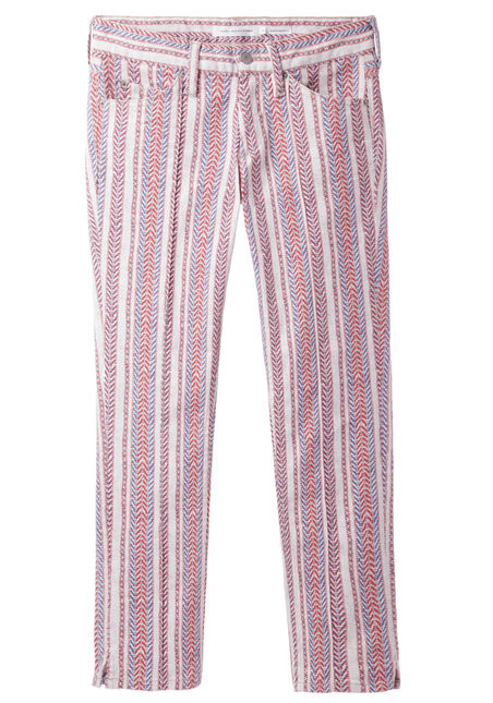 Cooper Striped Jeans by Étoile Isabel Marant