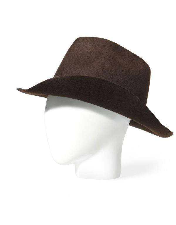 Zara Felt Cowboy Hat