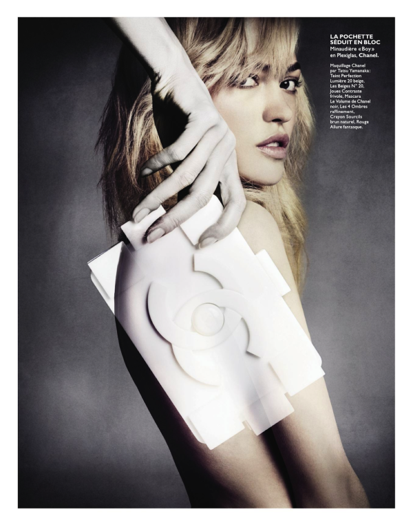Cora Keegan by Honer Akrawi for Grazia France 22 March 2013